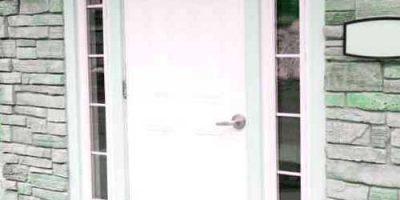 como instalar puerta antiokupa